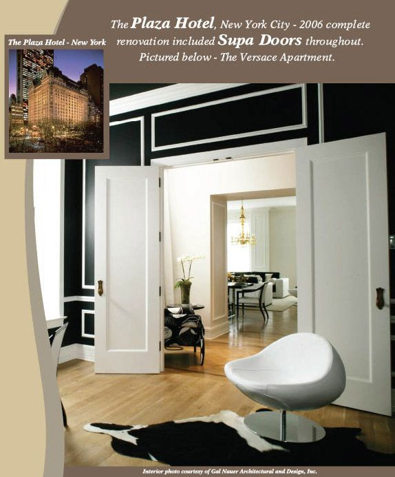 Supa Doors   Plaza Hotel - or doors like this one & Supa Doors   Plaza Hotel - or doors like this one   Decorating Ideas ...
