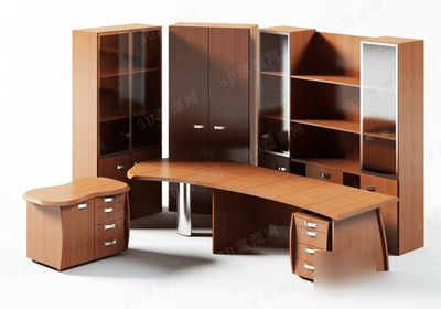 office table models. Perfect Table Office Furniture 01 Page  Free 3D Models Download Inside Table Models