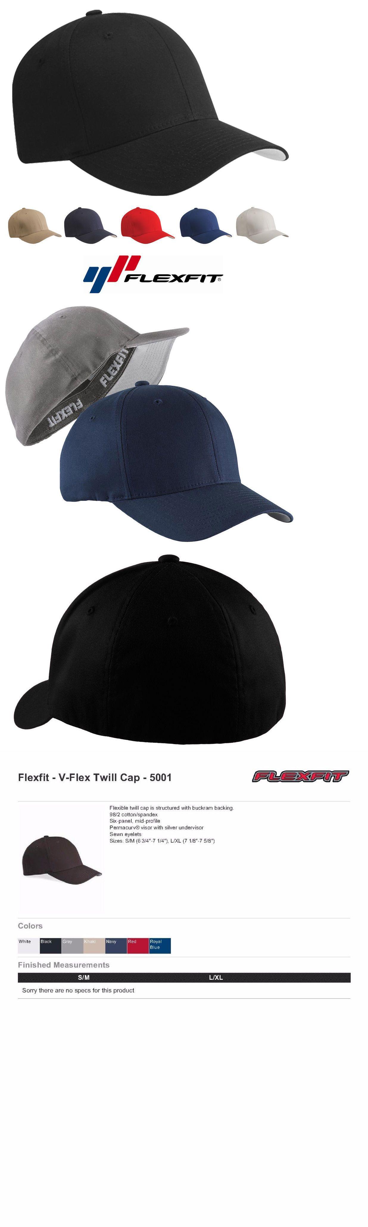 Hats 52365  Wholesale Flex Fit 5001 V-Flexfit Cotton Baseball Cap Fitted  Ballcap Blank Hat -  BUY IT NOW ONLY   39 on  eBay  wholesale  cotton   baseball ... 877e7a736c9c