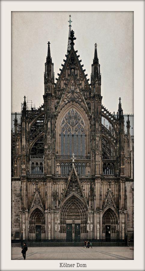 Cologne Cathedral Cologne Germany Kastelen Keulen Huizen