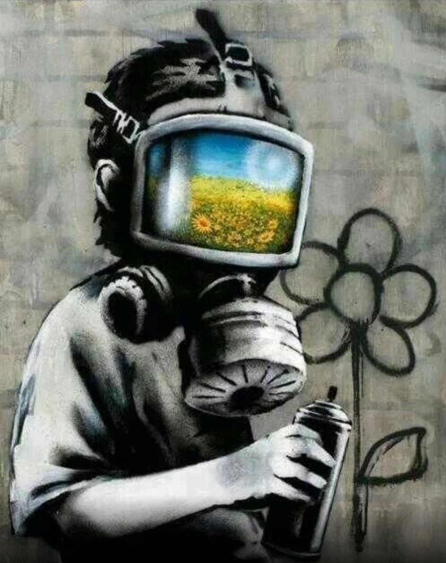 Einstein Love Street art graffiti, Street art, Street