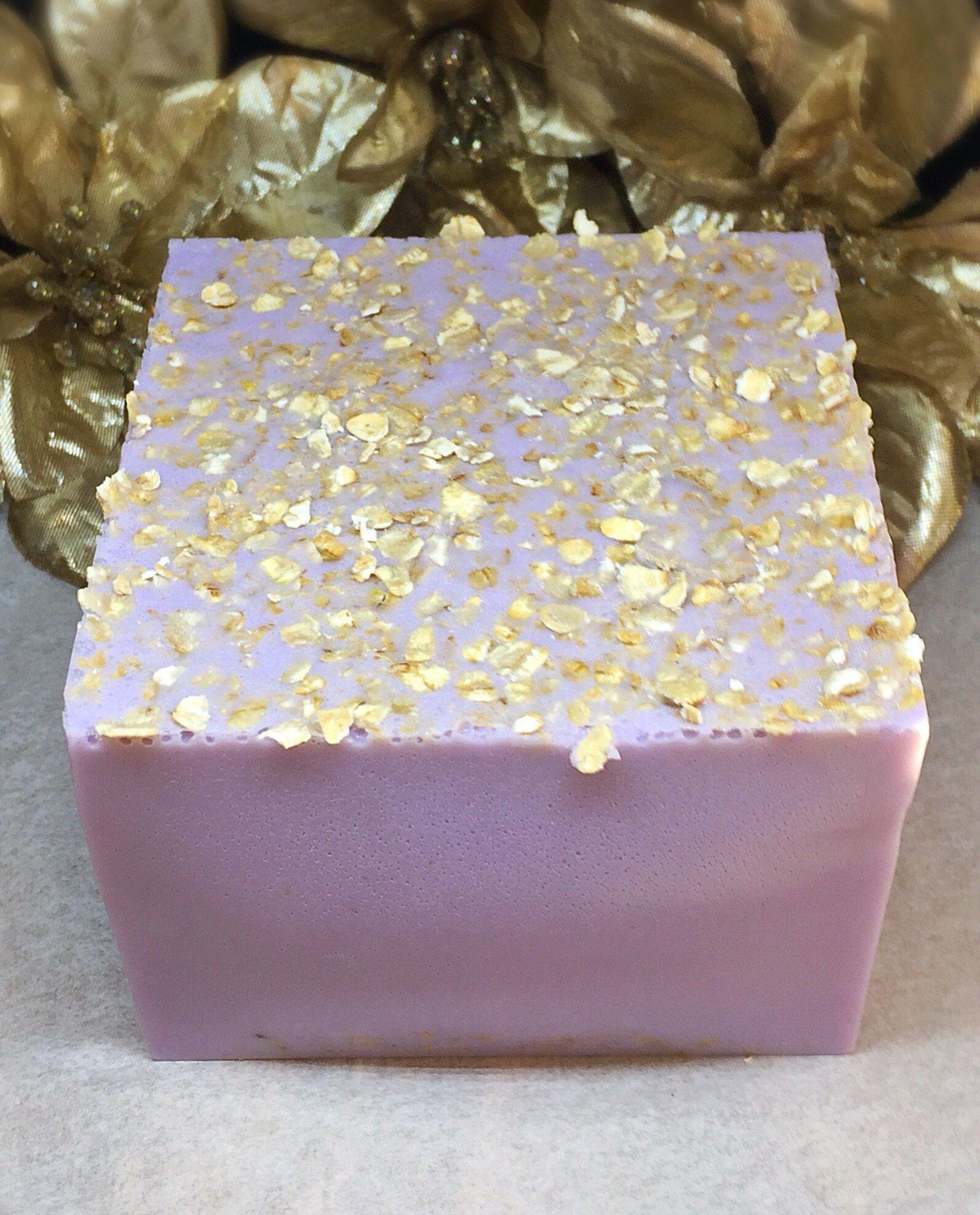 Bulk Lavender Soap, Lavender Soap Block, Oatmeal Soap Block by ...