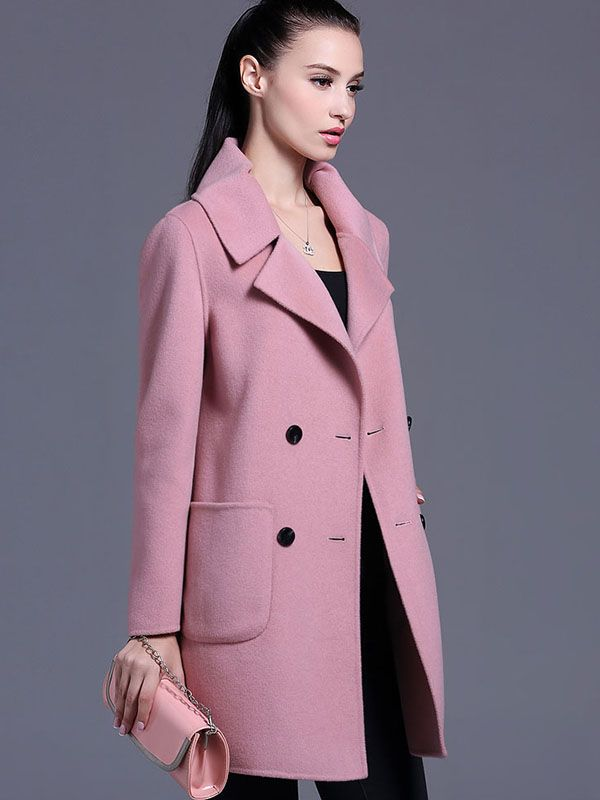 Mẫu áo Khoác Dạ Nữ Kiểu Hàn Quốc Mới Nhất Hót Nhất Thu đông 2016