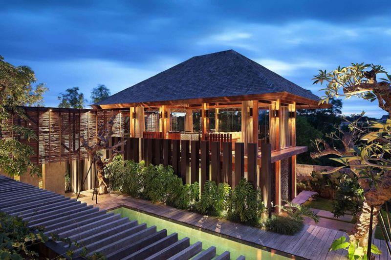 Private Villa In Indonesia Villa Pecatu By Wahana Cipta Selaras