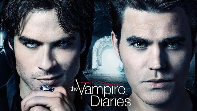 Series O Regresso De Tvd Vampire Diaries The Vampire Diaries