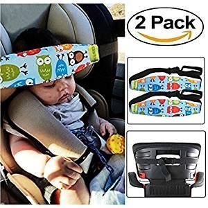 Babyproductsathalfprice HULISEN 2Pcs Infants And Baby Head Support Band