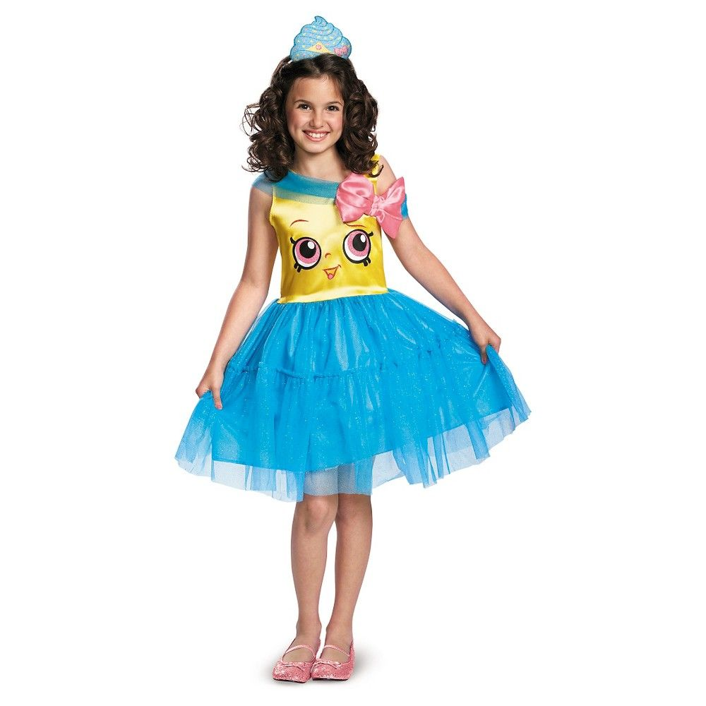 Girlsu Shopkins Cupcake Queen Classic Costume   Products