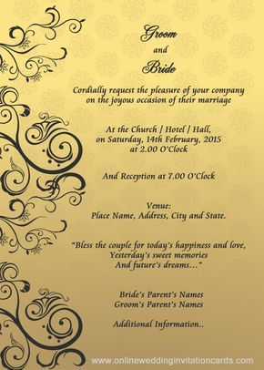 Wedding Invitation Designs Templates Google Search Hindu Wedding Invitation Cards Wedding Card Wordings Indian Wedding Invitation Cards