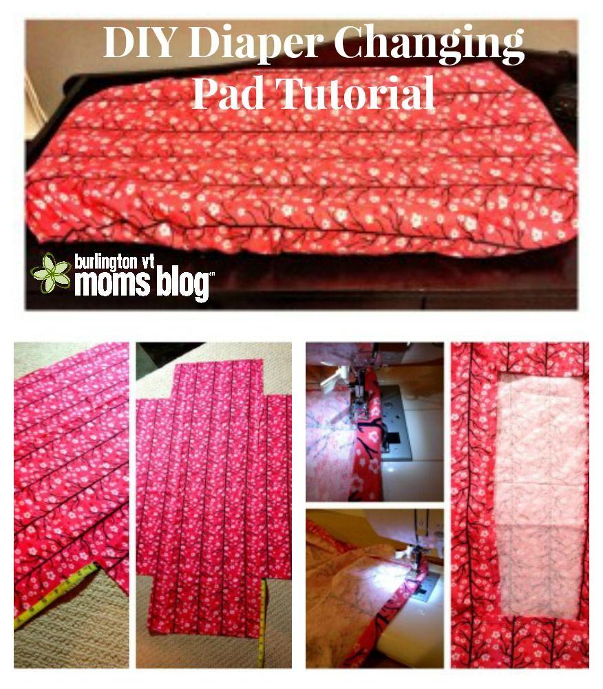 Diy Changing Pad Cover Burlington Vt Moms Blog Diaper Changing Pad Diaper Changing Pad Cover Diy Diapers