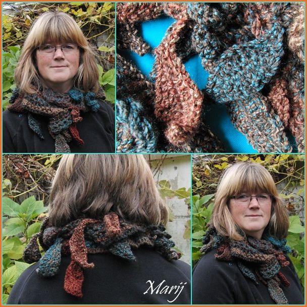 herfst-sjaal
