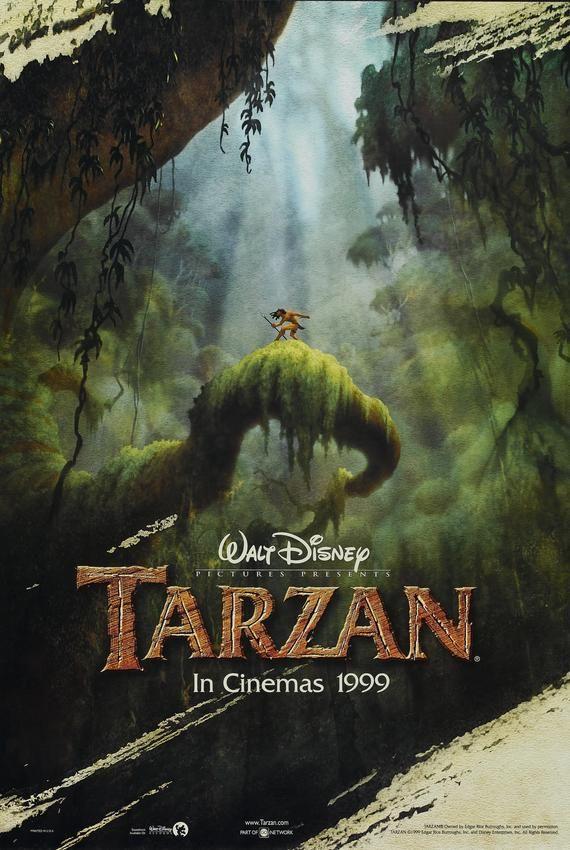 New Giclée Art Print of 1999 Disney's