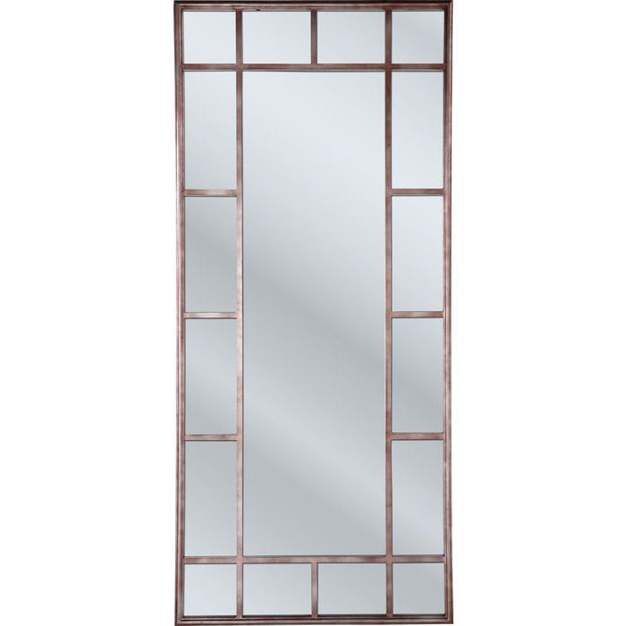 Mirror Window Iron 200x90cm - KARE Design For the Home - kare design wohnzimmer