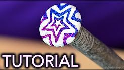 Nail painting tutorial - YouTube