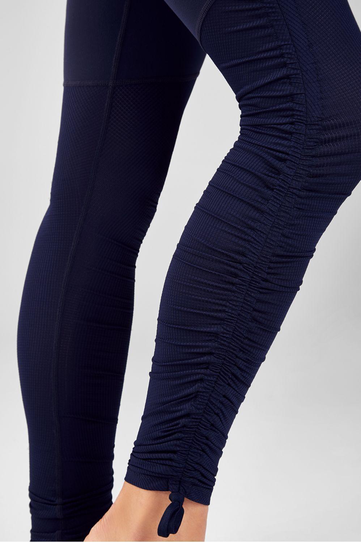 6996d417e3db0 Cashel Foldover PureLuxe Legging in 2019 | Chunky knit blanket ...
