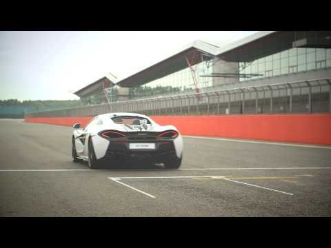 Pure McLaren Experience - A first taste of McLaren cars - YouTube