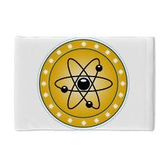 The Mighty Atom Big Bang Pillow Case