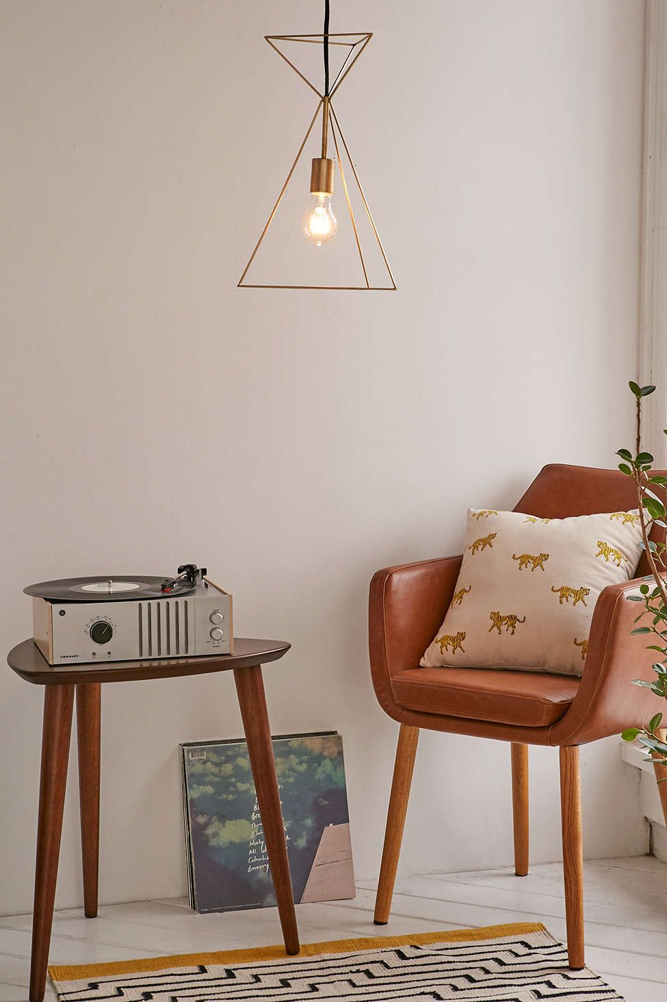 Triad Lamp | Weltenbummler, Wohnkultur und Inspiration
