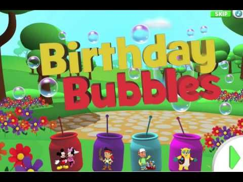 Happy Birthday 5 Years Old From Disney Junior In 2021 Disney Junior Games Disney Junior Happy Birthday Parties