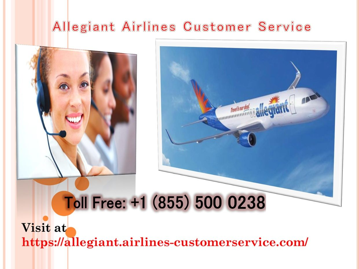 Get connected with Allegiant Airlines customer service 24
