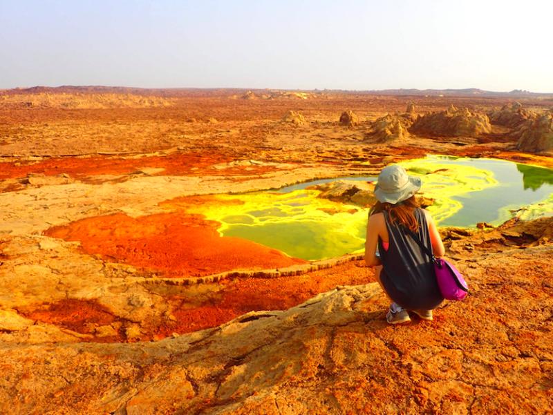 Photo of 【未知の絶景】ここは地球?! エチオピアで惑星体験