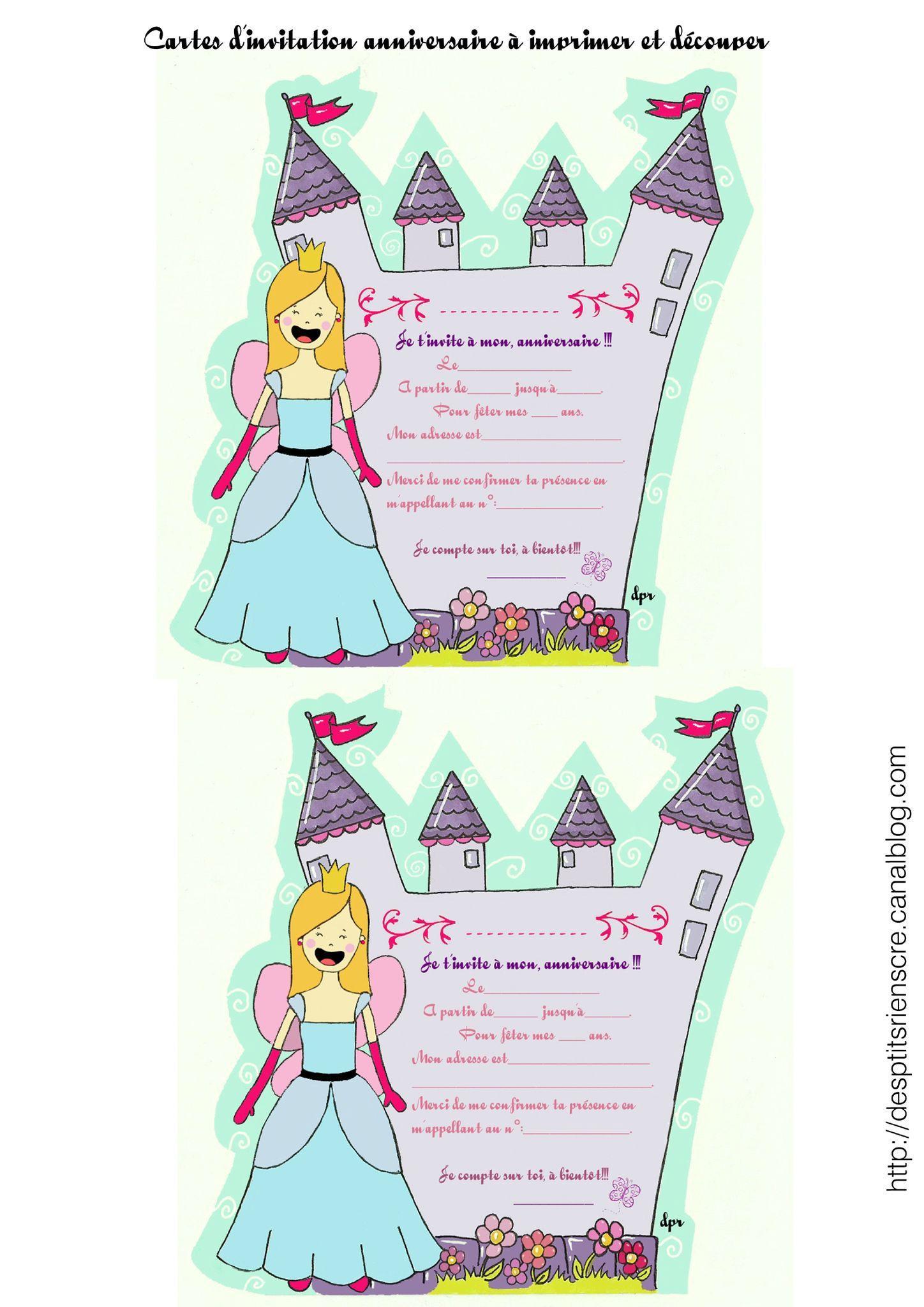Carte Anniversaire Fille 9 Ans