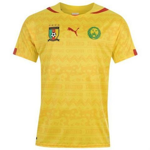 2014-15 Cameroon Away #WorldCup Football Shirt. £54.99 via Tesco Direct