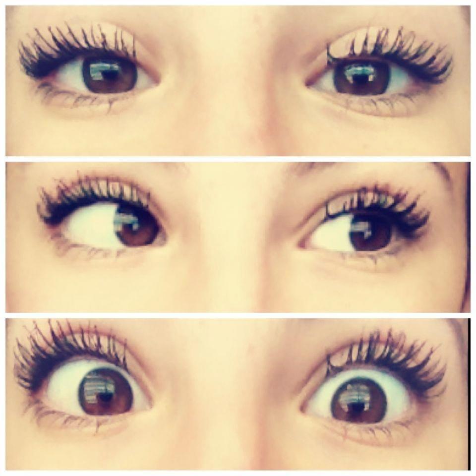 Eyelash care 1make sure all eye makeup is removed 2