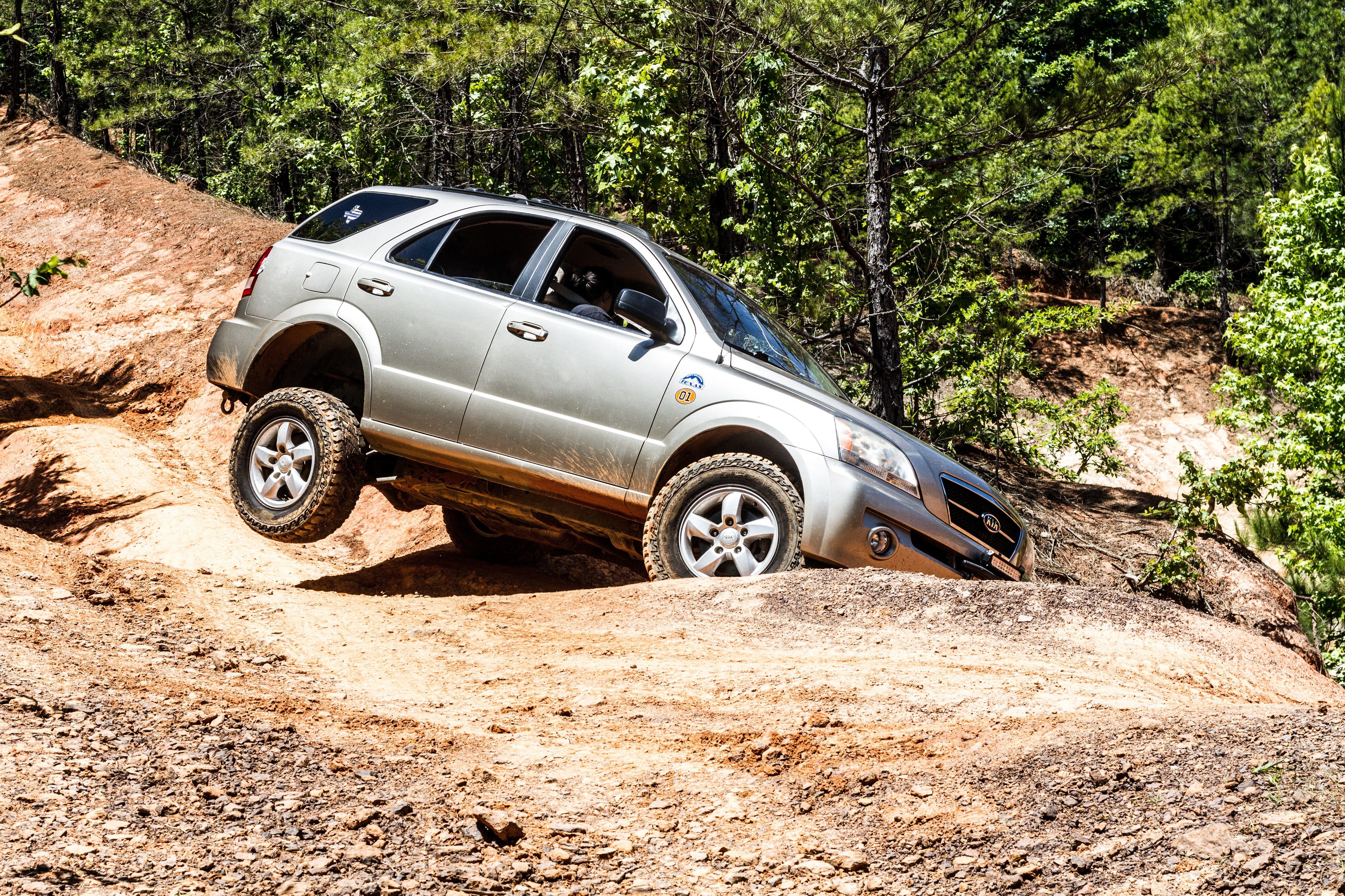 Joe Price S Lifted 2006 Kia Sorento 4x4 With Images Kia Kia