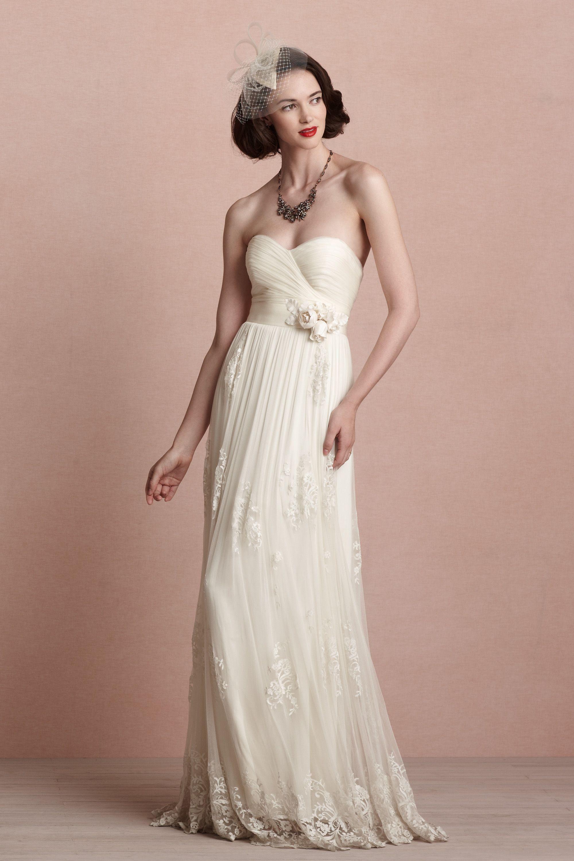 airy and romantic dress #tulle #bodice | Blanca y radiante va la ...