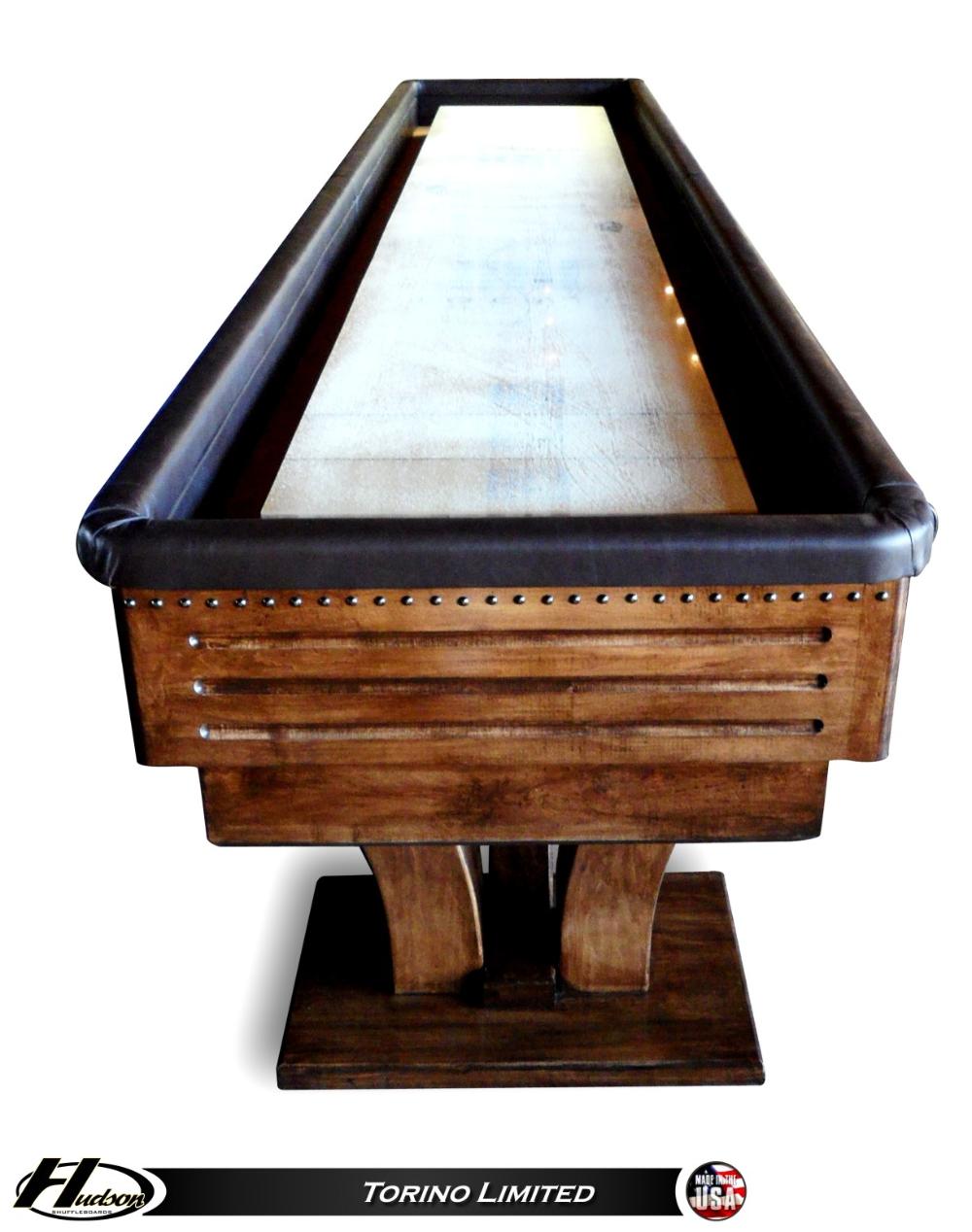 16' Torino Limited Edition Shuffleboard Table