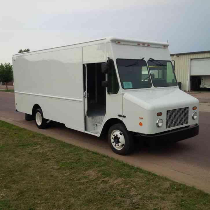 Freightliner Mt45 2006 Freightliner Step Van Van For Sale
