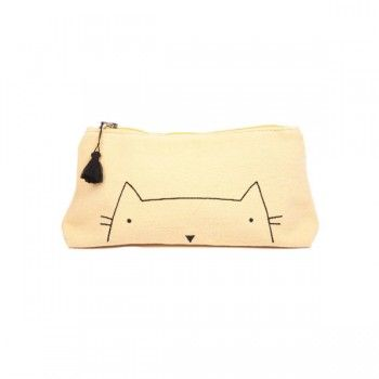 Trousse Toile Chat