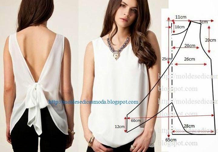 Patrones para fabricar prendas para sublimación. | vestidos ...