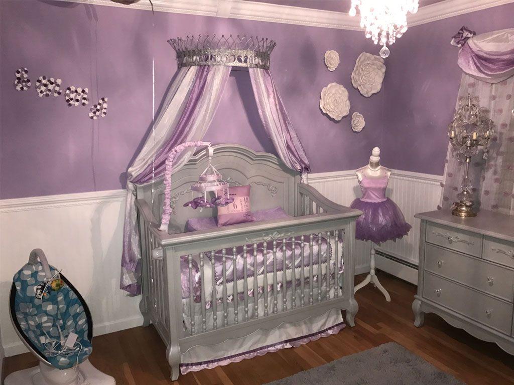 A Princess Amongst Princesses Baby Emma Rose S Aurora Nursery Part 3 Of The Dom Family