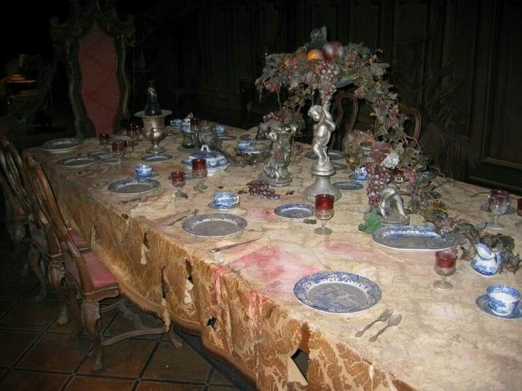 Image Result For Haunted Mansion Dining Room  Buy Design Fair Haunted Mansion Dining Room Decorating Design