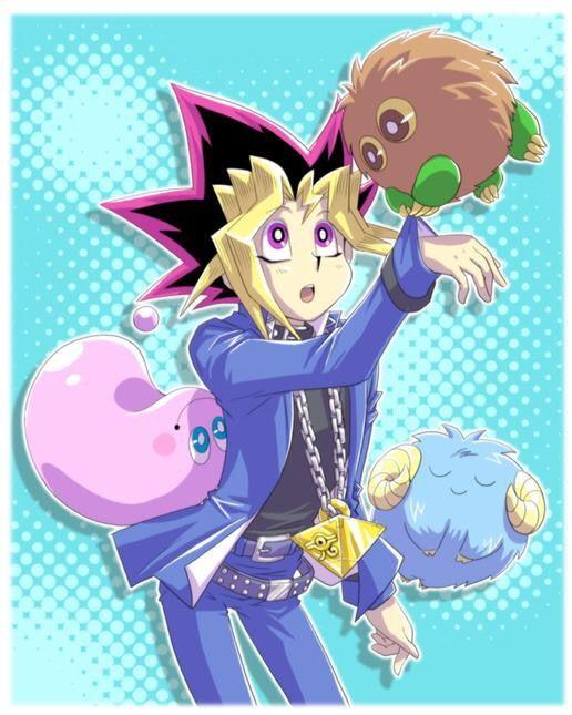 Too Cute!! Love Kuriboh!!