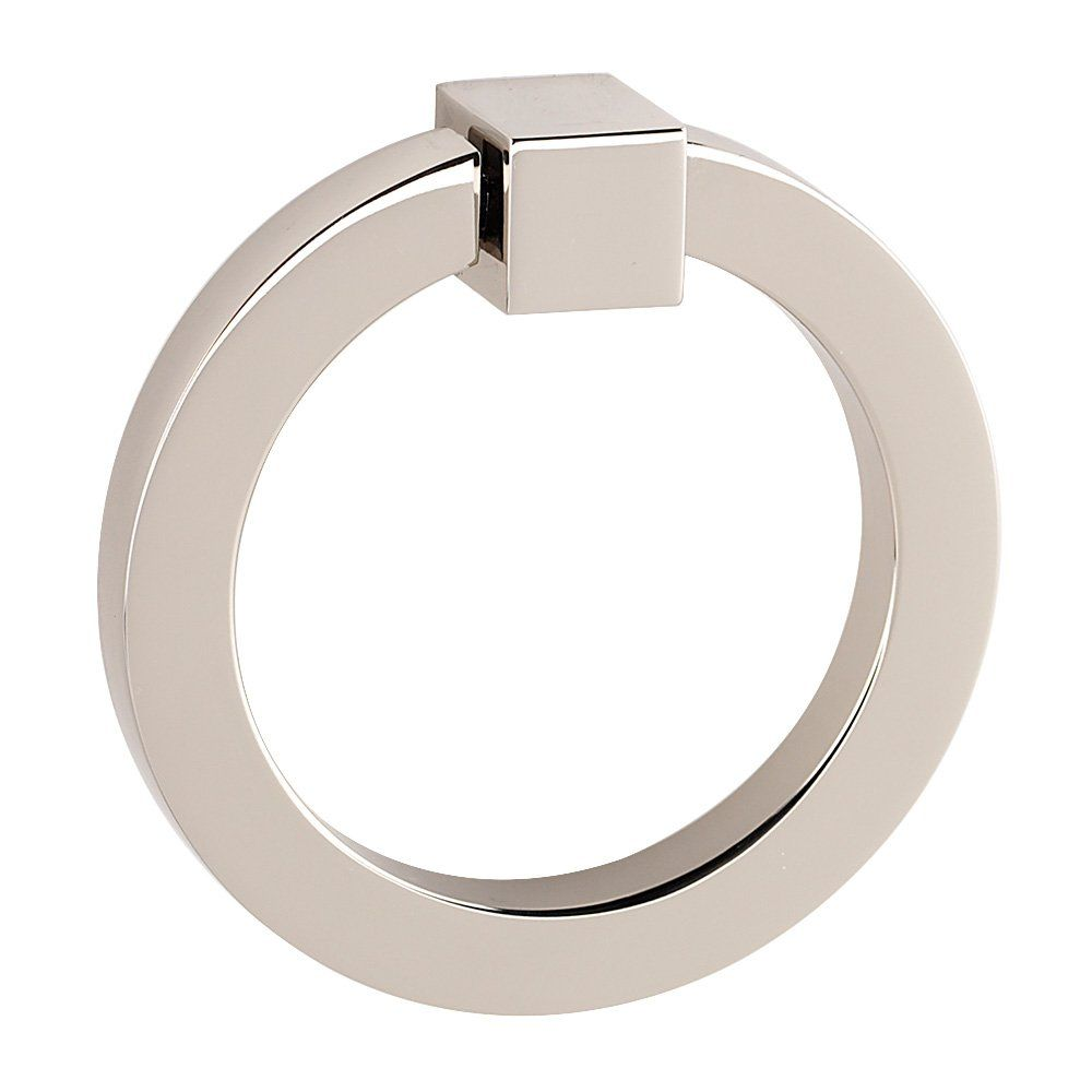 knobs4less offers: alno aln-304078 ring pull polished nickel