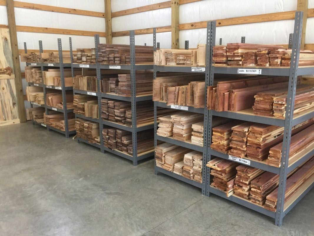 Hardwood lumber, sawmill serving Huntsville, New Market
