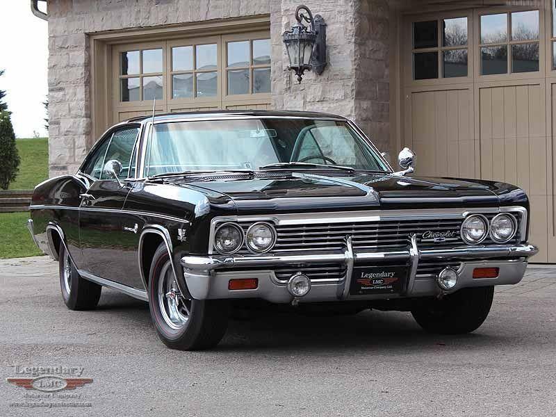 1966 Chevrolet Impala Satılık Collectioncarcomdan Klasik Araba