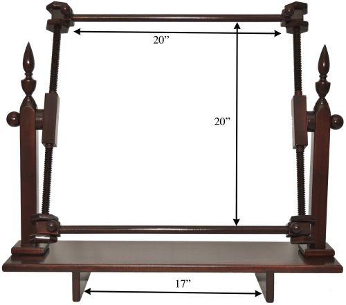 standing needlepoint frames | Needlepoint Frames & Stands | DIY ...