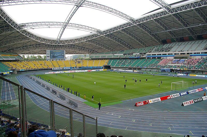 Oita Stadium - The Big Eye - Kisho Kurokawa