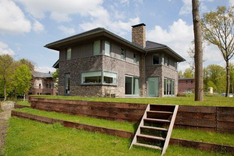Moderne villa bekijk meer huizen tuinen en interieur projecten