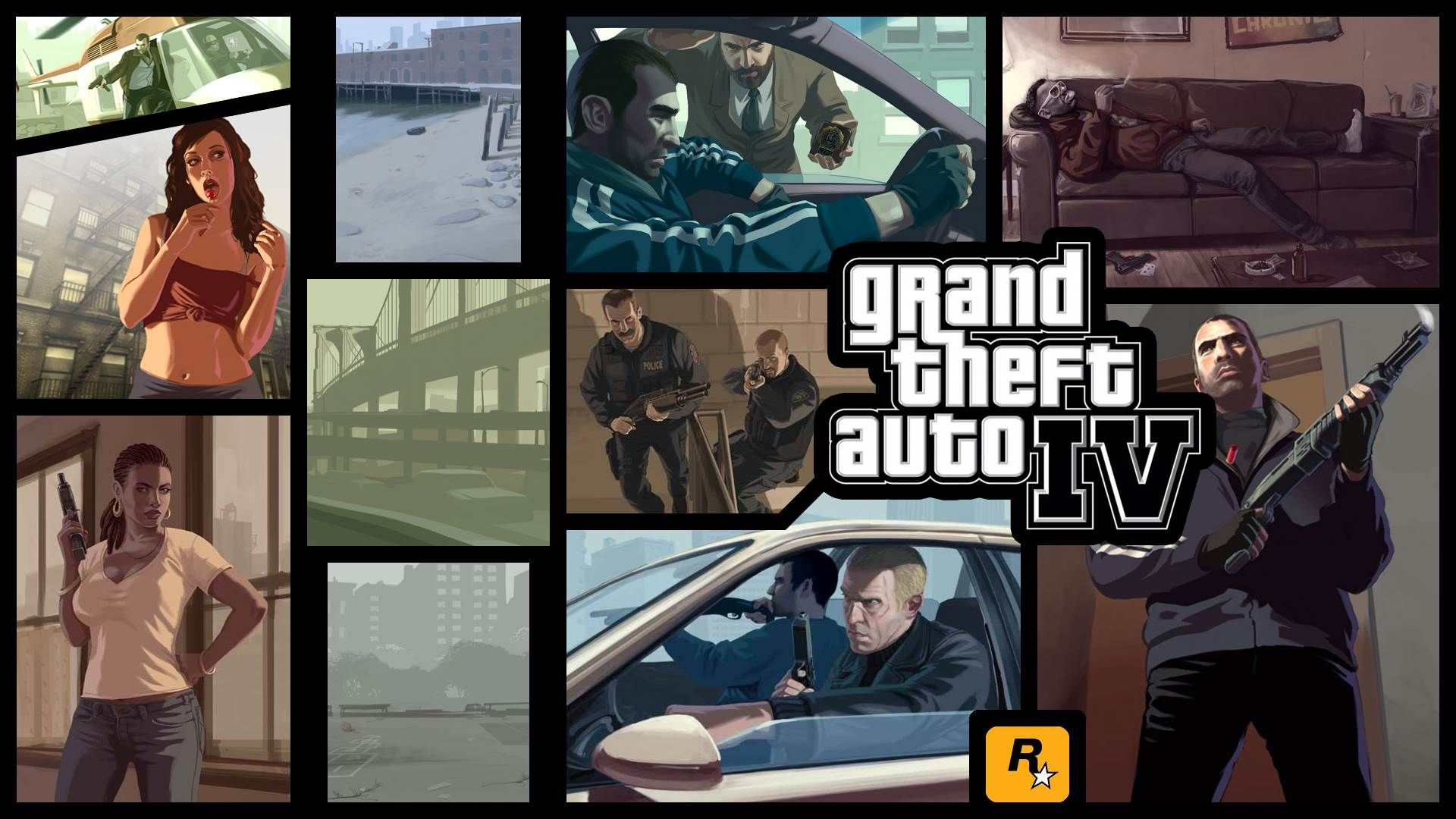 Desktop Wallpaper Gta Iv Wallpaper X Gta Iv Adorable Wallpapers