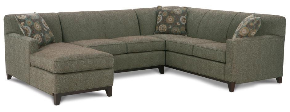 Superieur Martin 3 Piece Sectional Sofa By Rowe Rowe Part Of The Martin Collection  Sku: