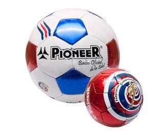 Balon de futbol  1- Seleccion de Costa Rica  4856aa2f65e4a