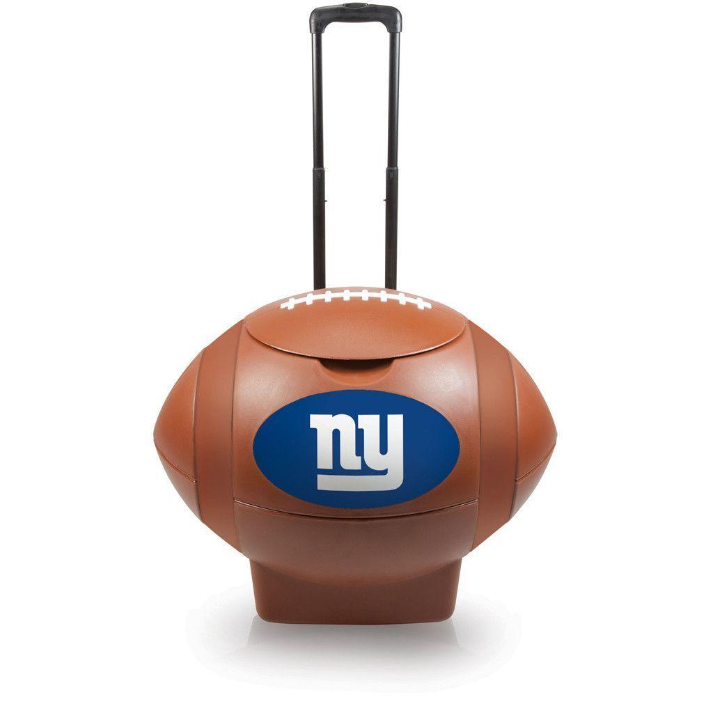 New York Giants Hard Shell Football Cooler