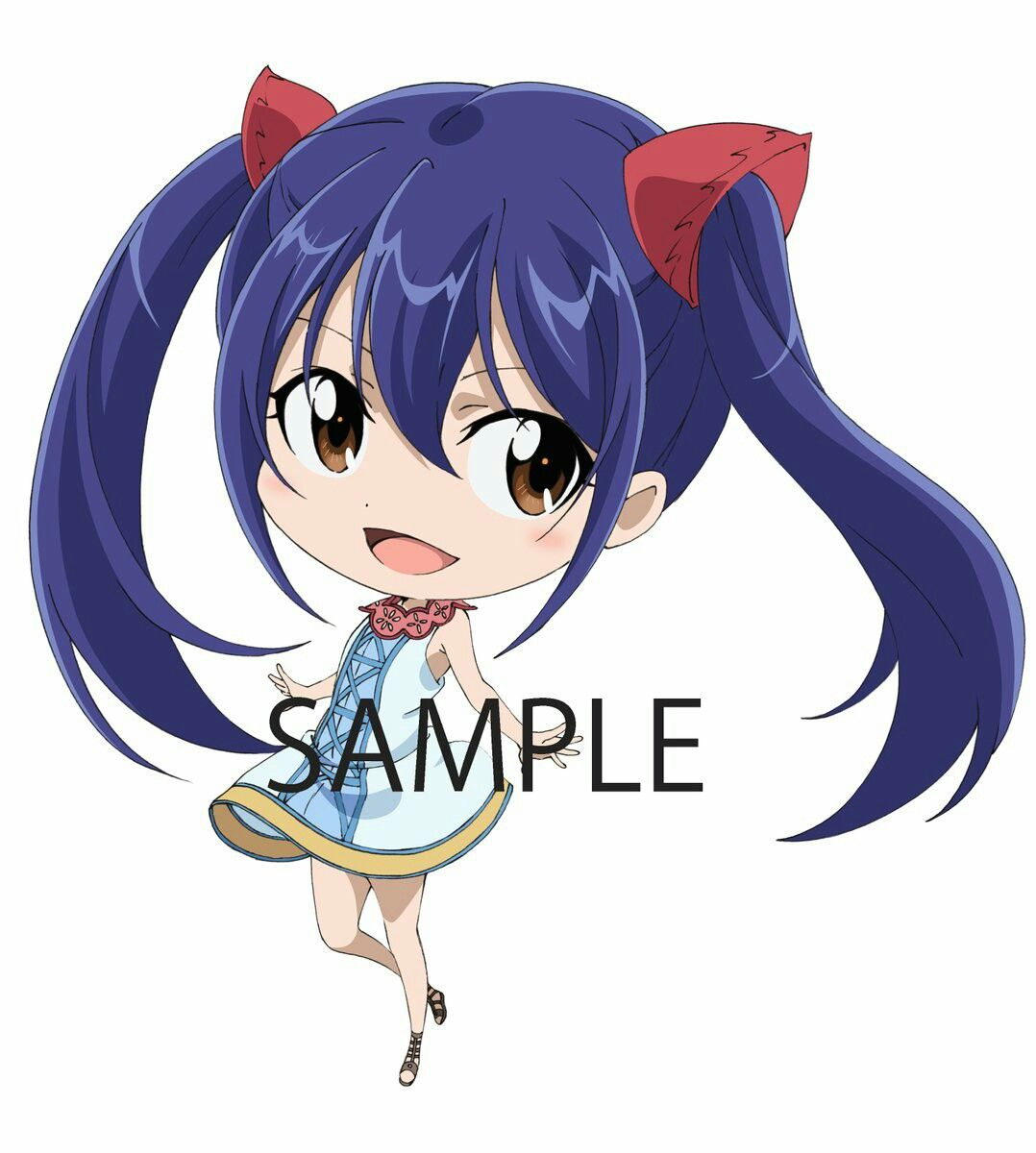 Fairy Tail Dragon Cry Wendy Chibi Wendy Marvell And Carla