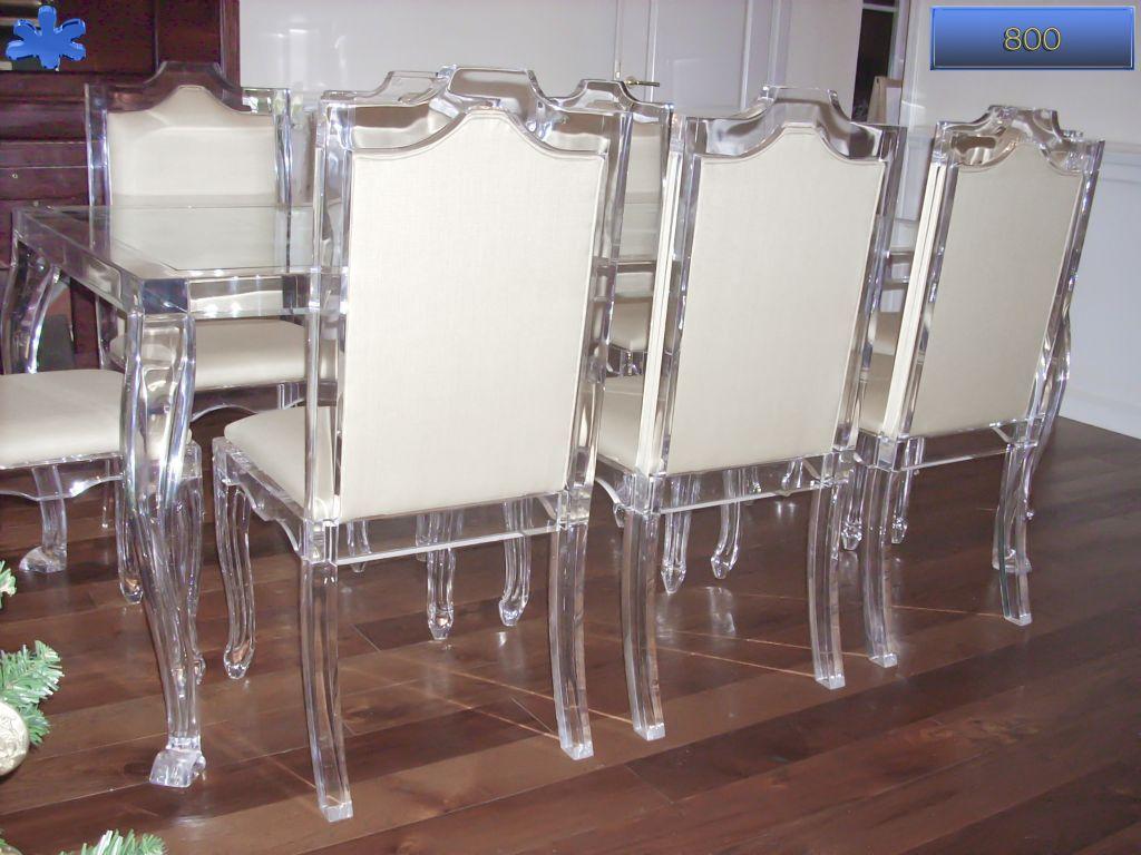 Sedie Ottocento ~ Best acrylic chairs sedie in plexiglass trasparente images on