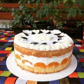 Käse Sahne Torte (Sehr schnell Zubereitet und schmeckt sehr Lecker) - Leckere Rezepte #lemonblueberrycheesecake