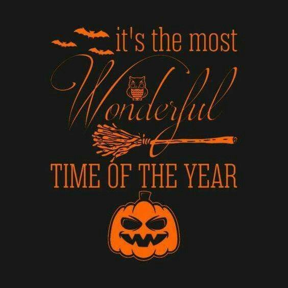 Halloween. The most wonderful time of the year | HalloweenTime~ all ...